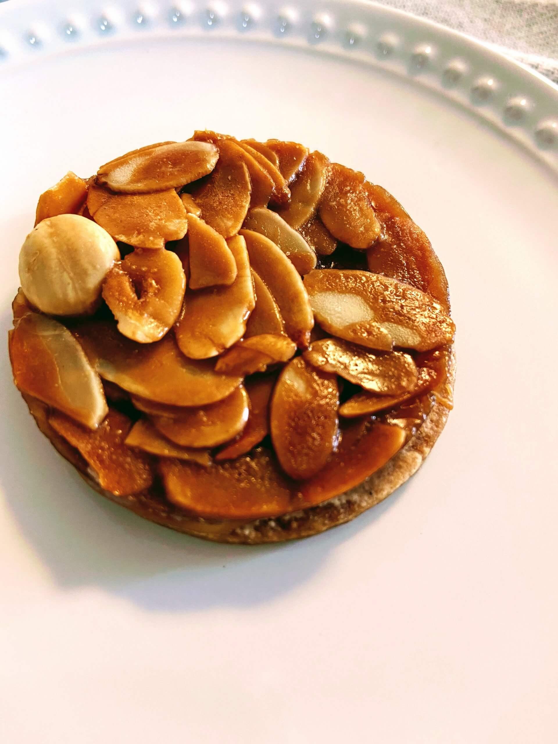 木の実のクッキーブロンド