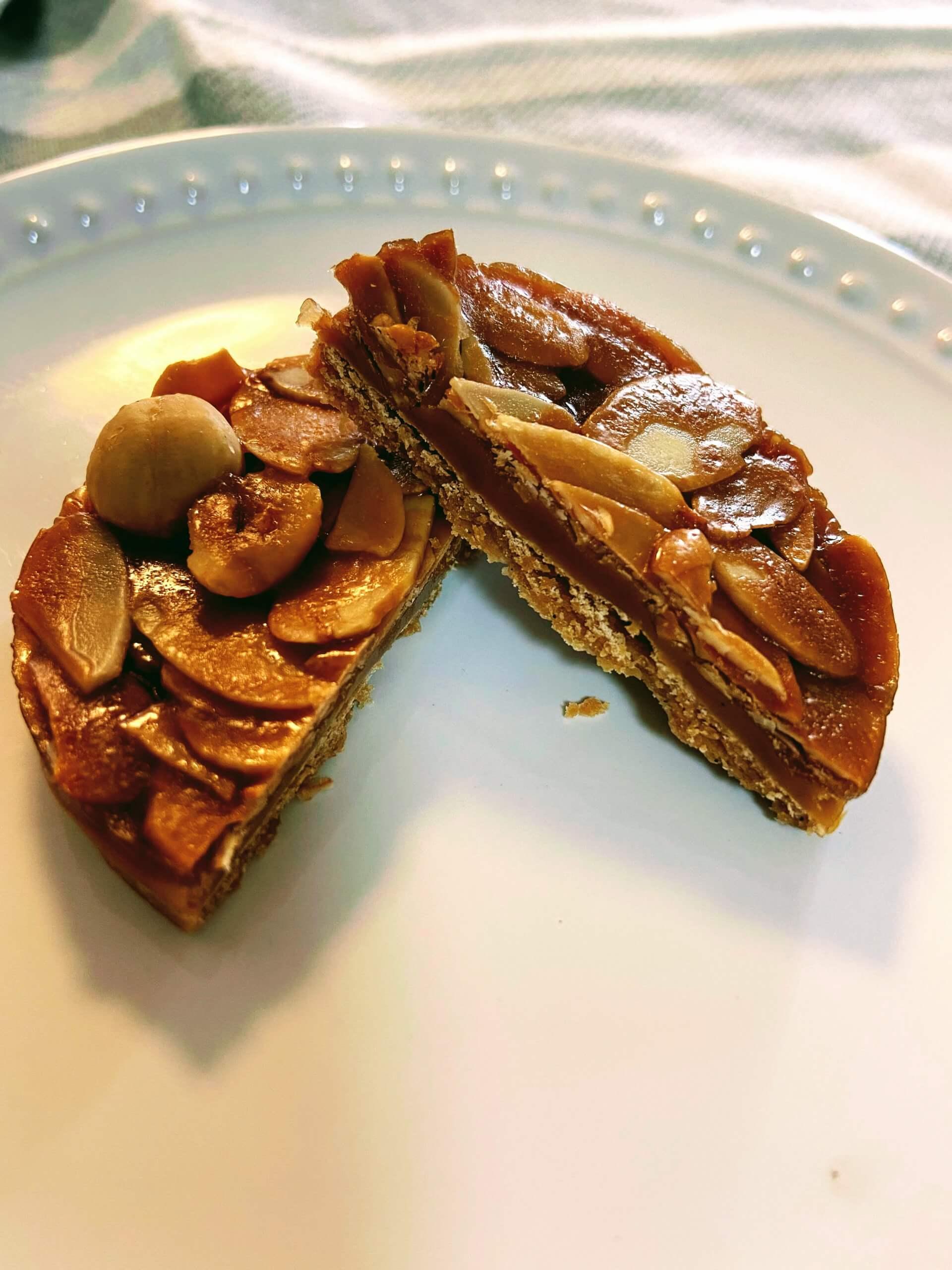 木の実のクッキーブロンド3